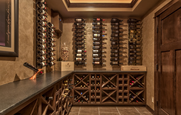Wine Room Project