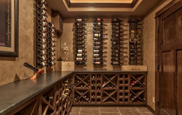 Wine Room Project